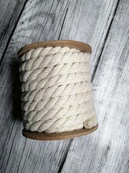 Baumwollkordel natur 10 mm