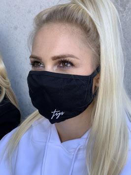 Trieger Face Mask // schwarz
