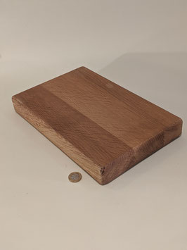 160. Lovely hand-made wooden chopping board.
