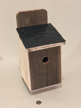 164. Bird nest box.