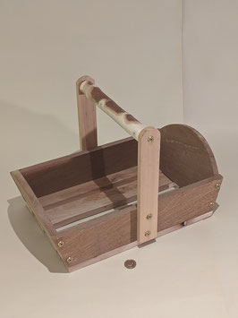 83. Beautiful hand made Trug