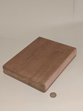 97. Heavy wooden chopping board.