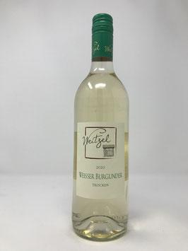 Weisser Burgunder 0,75l Weingut Weitzel Rheinhessen