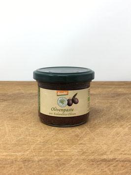 Oliven Tapenade aus Kalamata Oliven 100g