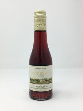 """Piccolo Pri Secco """"rotfruchtig"""" - alkoholfrei 0,2l"""