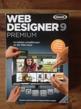 Web Designer 9 Premium de Magix