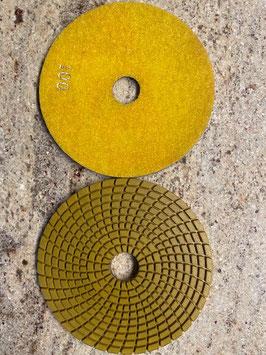 Schleifwerkzeug (Nassschliff), Durchmesser 125 mm