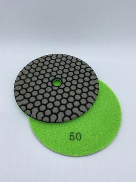 Diamant Schleifwerkzeug (Trockenschliff), Durchmesser 125 mm