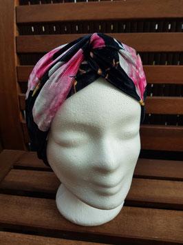 "Haarband ""LA CINTA"" (Samt Blumen)"