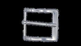 Halschl. Square satin silver
