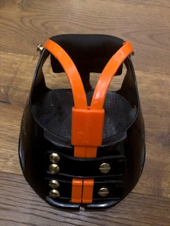 1 Paar Mud Straps orange