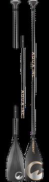 "Aqua Inc ""Trident2 83 - 3piece"" Carbon Paddel"