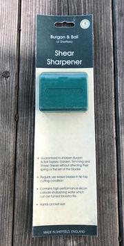 Burgon & Ball - Shear sharpener