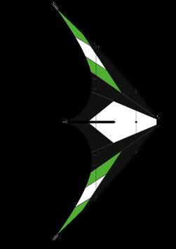 Zodiac 2.5 - Grün Standard