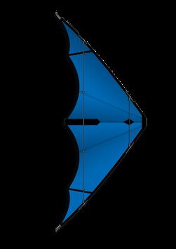 Wilde Hilde - Blau