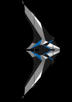 Torero - Schwarz / Blau