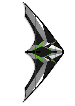 Torero - Schwarz / Grün