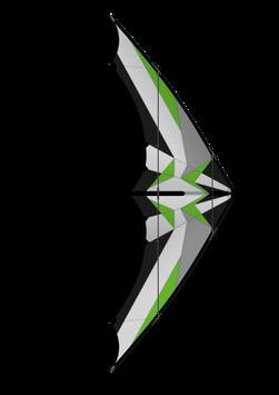 Tauros - Schwarz / Grün