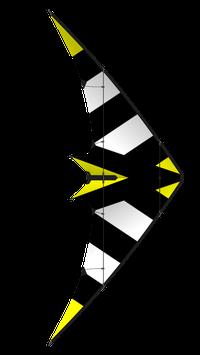 Hot Stripe - Gelb