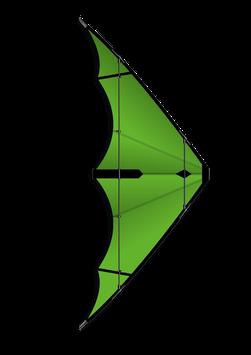 Wilde Hilde - Grün