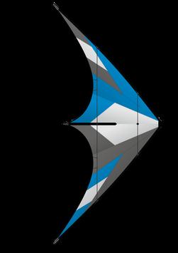 Zodiac 2.5 - Blau Special