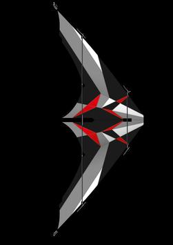 Torero - Schwarz / Rot