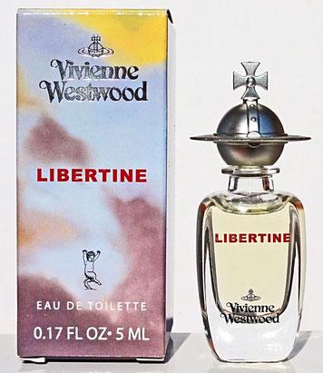 VIVIENNE WESTWOOD - LIBERTINE : EAU DE TOILETTE 5 ML
