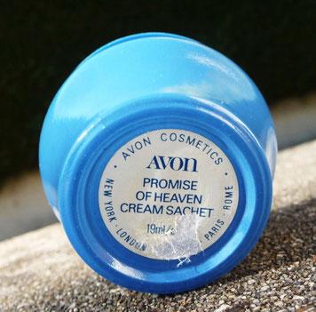 AVON - PROMISE OF HEAVEN : CREAM SACHET 19 ML