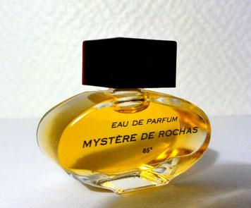 MYSTERE DE ROCHAS - EAU DE PARFUM 4 ML : MINIATURE PRESENTEE SEULE
