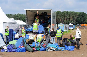 Hanseatic Help auf Festivals