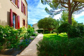 chambre d'hotes dans l'Aude à Castelnau