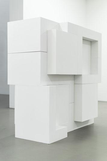 ARCA, 2014, 165 x 70 x 165 cm