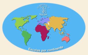 Colégios da Rede Azul de Educação