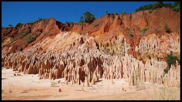 Ankarana Tsingy rouge