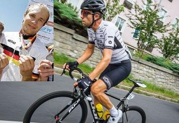 Radsport Trainingsplan von Sebastian Baldauf
