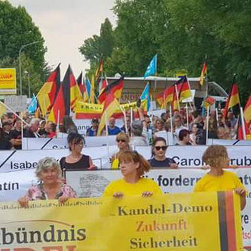 Kandel-Kanal Frauenbündnis Kandel Marco Kurz