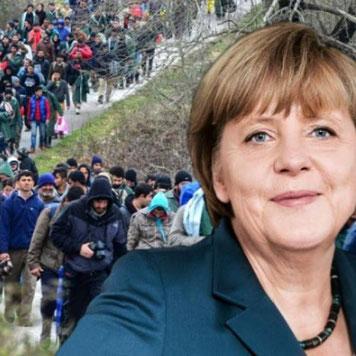 Bereicherungswirklichkeit Angela Merkel