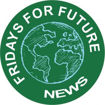 Fridays for Future FfF News Nachrichten Demos Domotermine Demoankündigungen Avatar Logo Klimastreik