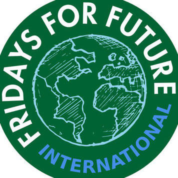 Fridays for Future FfF international worldwide Klimastreik Avatar Logo