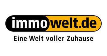 Immowelt Eine Welt voller Zuhause Logo