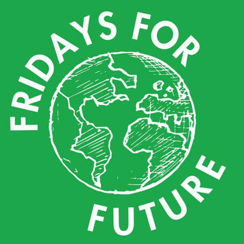 Fridays for Future FfF  Deutschland DE Gruppe Vernetzung Chat Klimastreik Avatar Logo