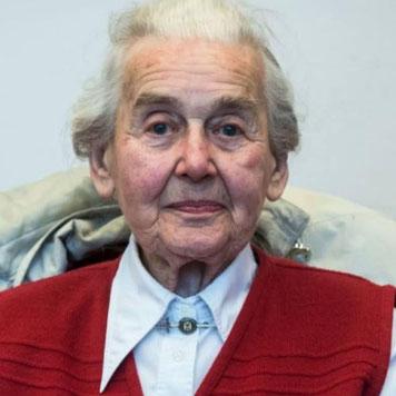 Freiheit für Ursula Haverbeck Dissidentin politische Gefangene Deutschland BRD Revisionistin Holocaust