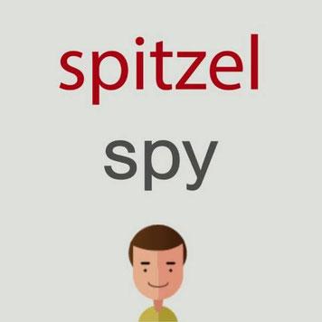 Vorsicht Meldenazis Spitzel Stasi Verräter