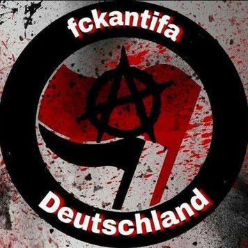 fckantifa Deutschland fuck Antifa Antifaschistische Aktion