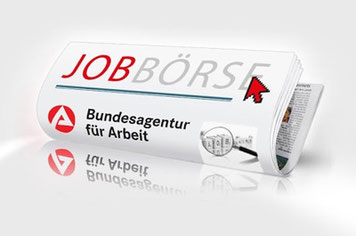 Arbeitsagentur Bundesagentur für Arbeit Jobbörse Jobcenter Stellenangebote Stellenanzeigen Jobsuche Arbeitsvermittlung Jobvermittlung Logo
