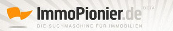 Immopionier Suchmaschine für Immobilien Logo