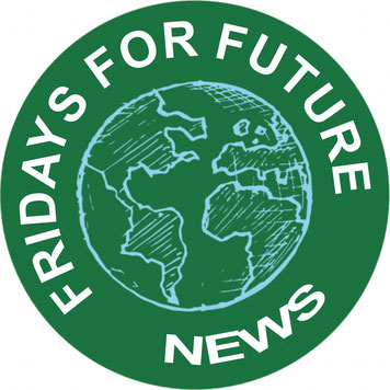 Fridays for Future FFF News Nachrichten Neuigkeiten Logo Greta Thunberg