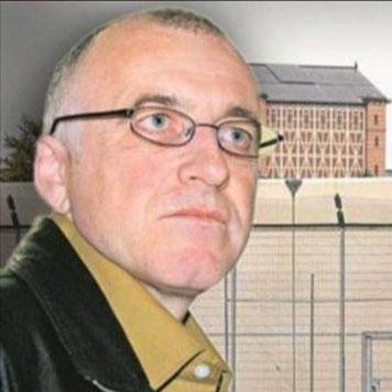 Freiheit für Gerd Ittner politischer Gefangener Deutschland BRD