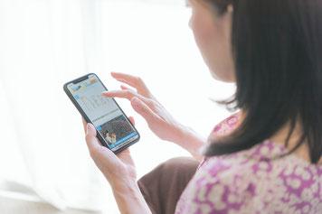 オンライン診療イメージ画像