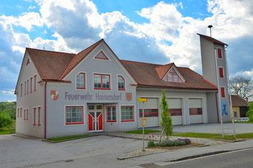 Feuerwehrhaus Hainersdorf